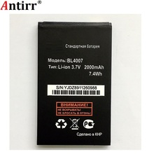 Newest High Quality Battery BL4007 For Fly DS123 DS130 3.7v