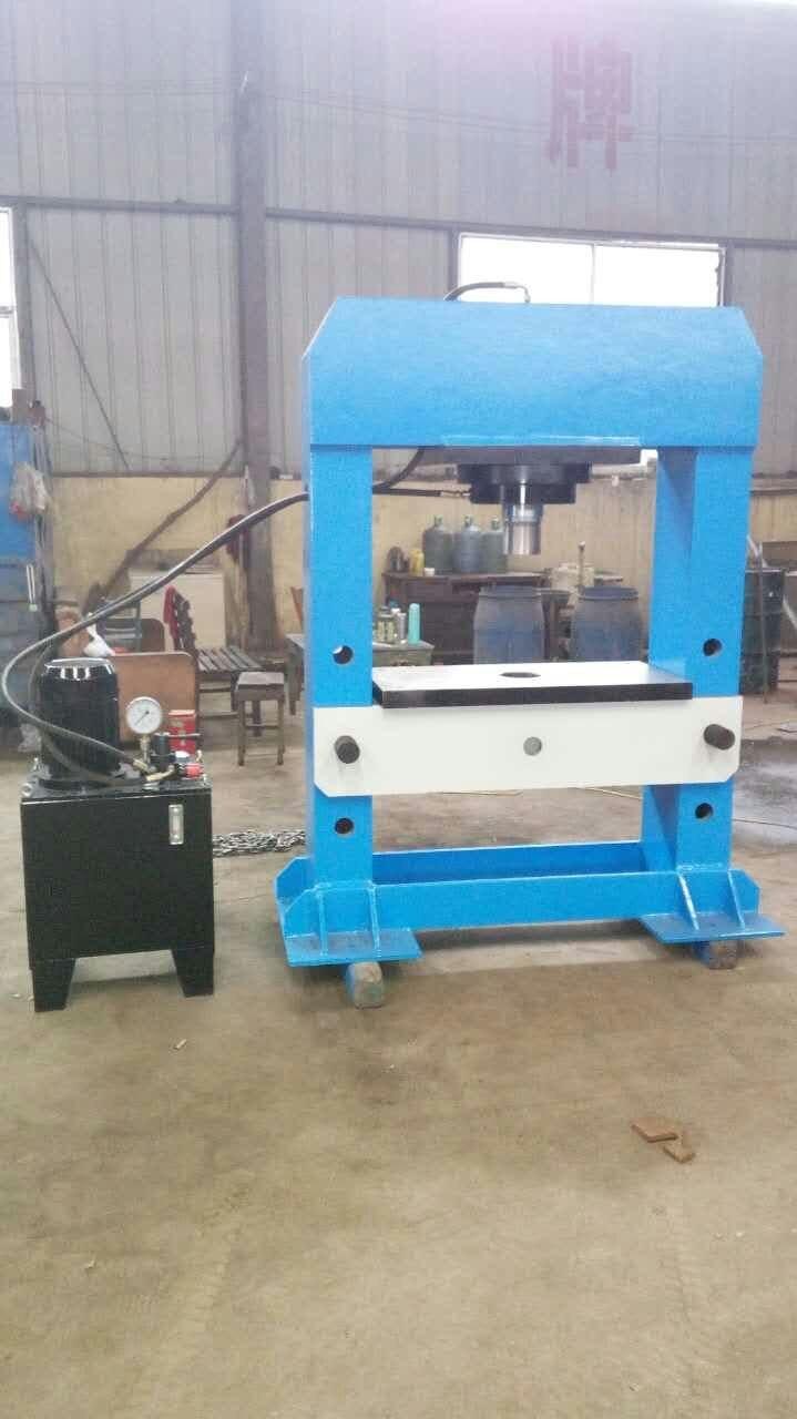 YJL 200 electric hydraulic press machine shop machinery tools