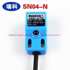 Image 1 - SN04 N square proximity switch waterproof sensor SN04 N SN04 P SN04 N2 SN04 P2