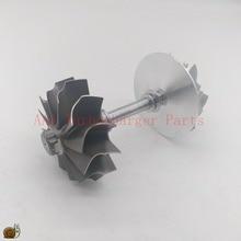 TD06/TD06H 20G Turbo part Turbine wheel 58.7x67.2mm,Compressor wheel 52.5x68mm supplier AAA Turbocharger Parts