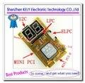 5 В 1 PCI-E, PCI, LPC, I2C, ELPC диагностический сообщение тестер карта Для Материнской Платы Ноутбука Хорошее Guality