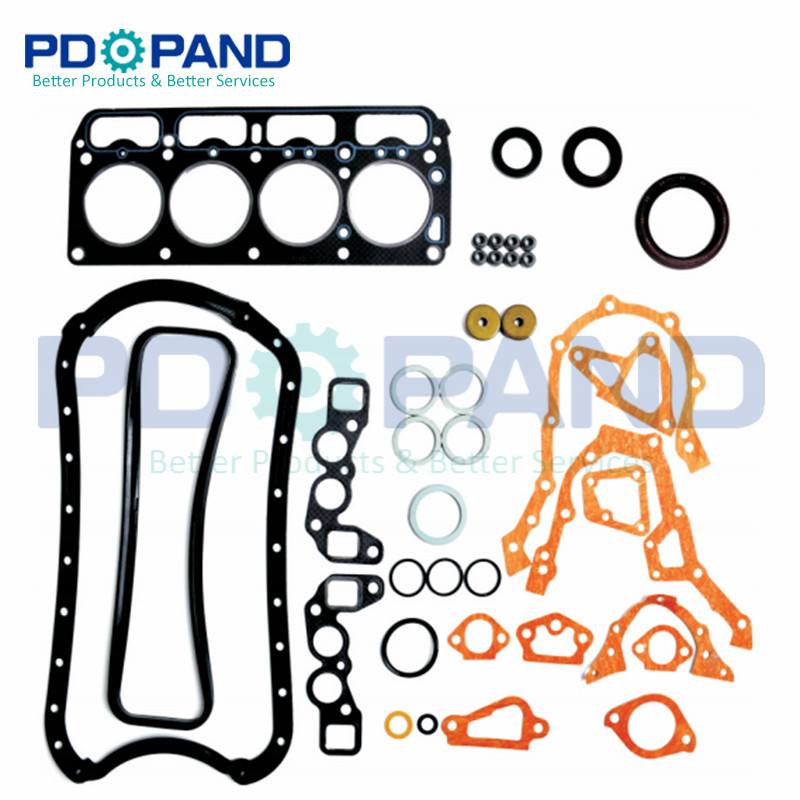 4K 4K-C Engine Overhaul Rebuilding Gasket Kit 04111-13032 For Toyota COROLLA LITEACE STARLET T18 Hatchback 1.3 1290cc