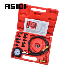 מנוע שמן ערכת בדיקת לחץ Tester נמוך שמן אזהרת מכשירים רכב מוסך כלי