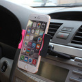 Ajustar ancho Moda titulares de teléfono móvil Del Coche gps soporte carrier 1316