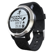 Bluetooth Sport Smart Wrist Watch F69 for iPhone Android Smartphone font b Smartwatch b font Heart