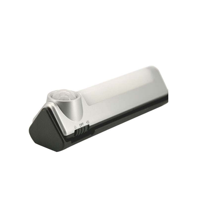 цена на High Quality Wireless Infrared Alarm Induction Lamp Emergency Light Sensor Alarm Emergency Light FC
