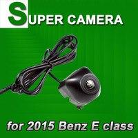 Widok z przodu kamery CCD samochodów przednia kamera parkowania samochodu do 2015 Benz E klasa małe logo kamery