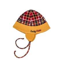 Шапочка Lucky Child без начёса для девочек и мальчиков (Мужички) [сделано в России, доставка от 2-х дней]