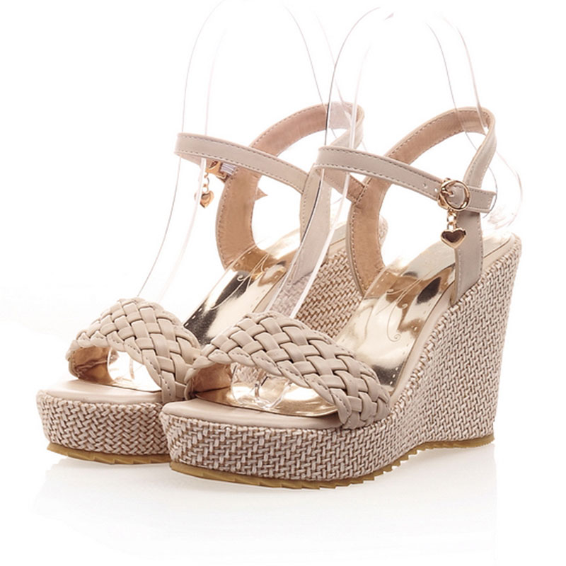 Compare Prices on Wedge Heels Sandals- Online Shopping/Buy Low ...