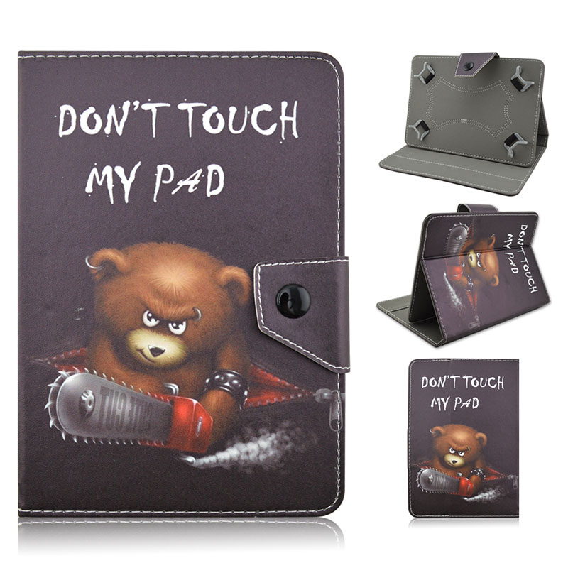 10 inch Leather Tablet case cover for Samsung Galaxy Tab S2 9 7 SM T810 T815