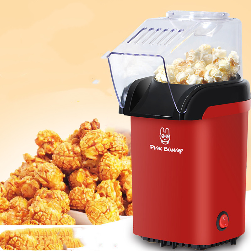 Kitchen appliances electric toaster oven  household popcorn machine