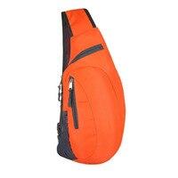 DTBG Women Men Crossbody Bag Nylon Travel Male Bag Unisex Waterproof Nylon Folding Cross Body Shoulder