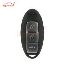 Умный ключ 3 кнопки 4339 МГц 4a/47 чип для nissan teana 2013