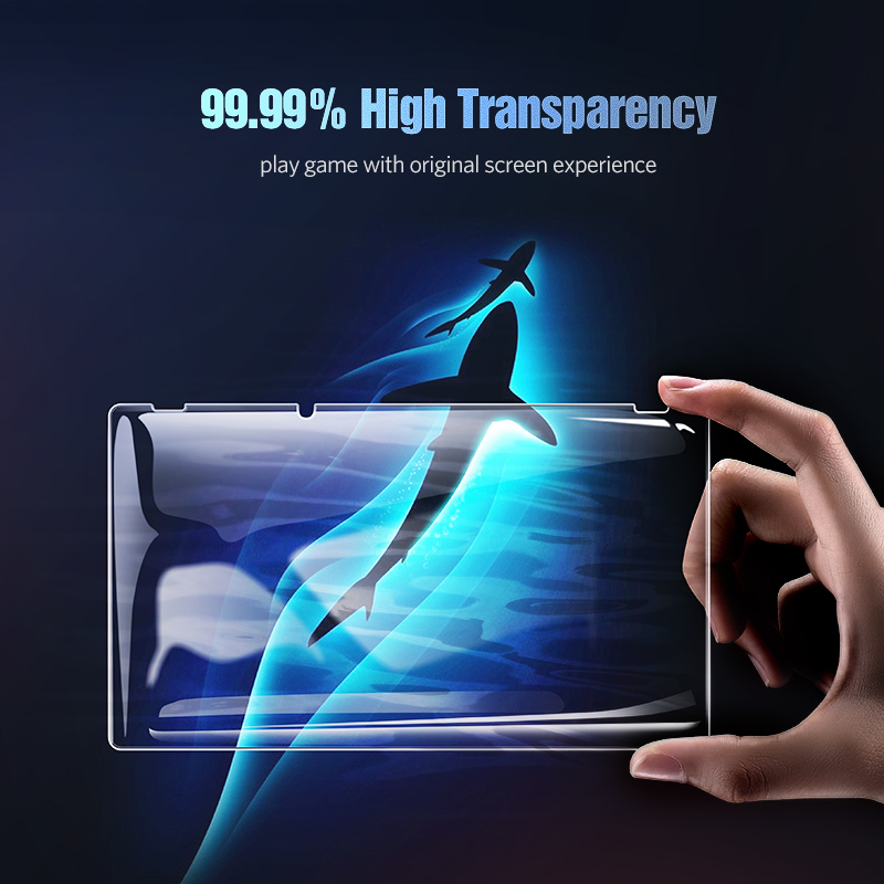 Ugreen Screen Protector for Nintend Switch 9H Tempered Glass for Nintendo Switch 3ds Ultra HD Protective Film Nintendos Switch 1