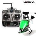 Hisky HCP100S 6CH 2.4 Ghz Dual Sin Escobillas RC Helicóptero Con Nueva X-6S