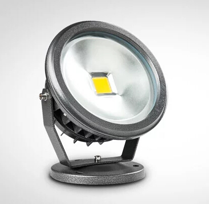 Ultrathin LED flood light 10W 20W 30W 50W AC85-265V waterproof IP66 Floodlight Spotlight Outdoor Lighting Free shipping