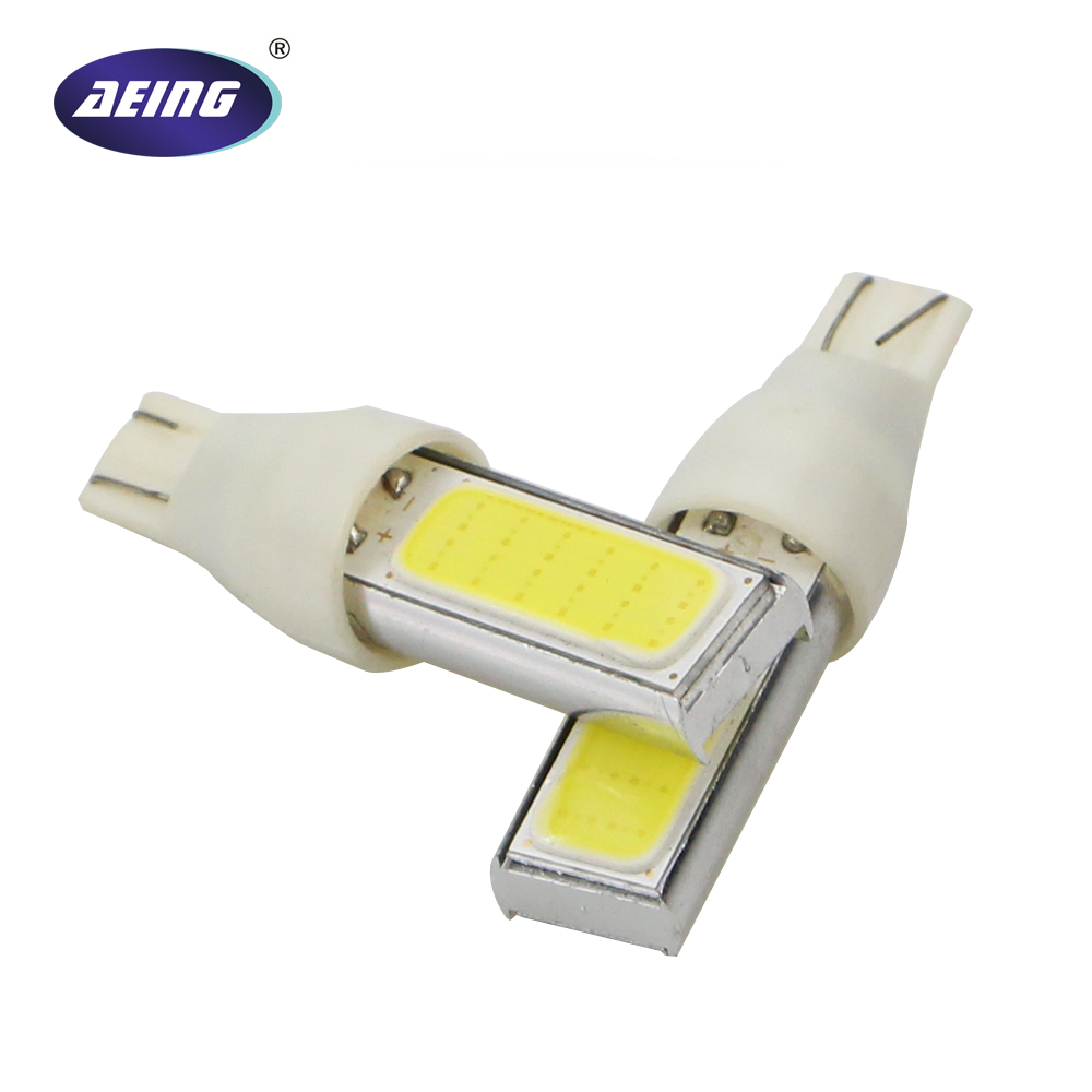AEING 1 piece T15 White COB W16W 920 921 LED Interior Parking backup Fog Brake Lamp reverse Light xenon white blue ice blue