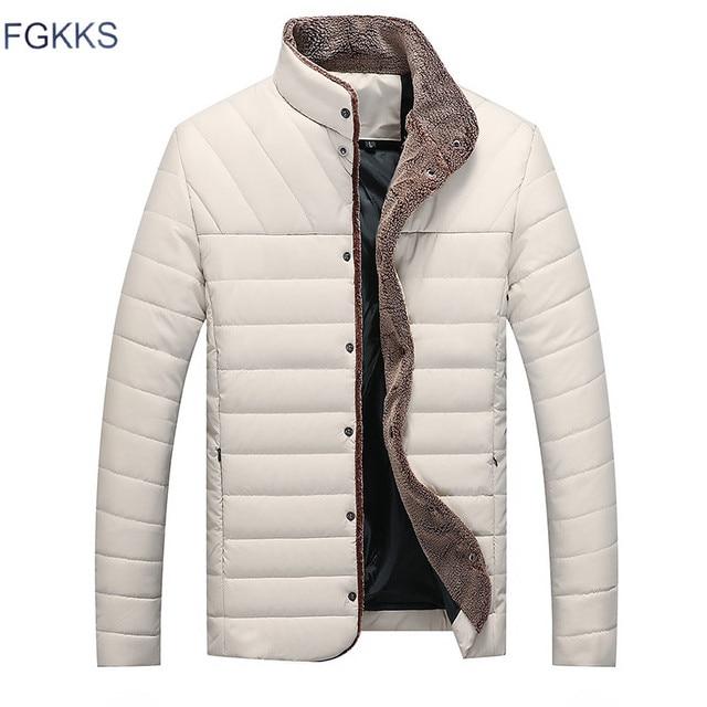 hombres Hombres Calientes chaqueta de invierno color Casual FGKKS vw6q1Iq5