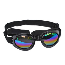 Dog Protection Goggles UV Sunglasses Foldable Pet Glasses Medium Large Eyewear Waterproof