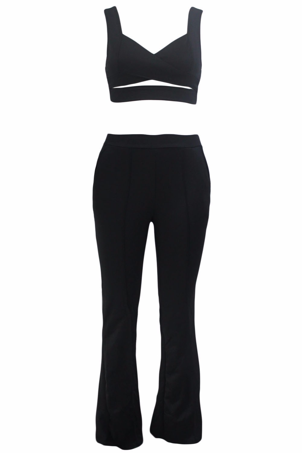 Black-Cross-Front-Crop-Top-and-Pocket-Pant-Set-LC62005-2-42961