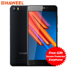 ORI G инал haweel H1 Pro 4 г мобильные телефоны Android 6.0 1 ГБ Оперативная память 8 GB Встроенная память Quad Core smart P отточить 5.0MP 5.0 inch 720 P Dual Sim сотовый телефон