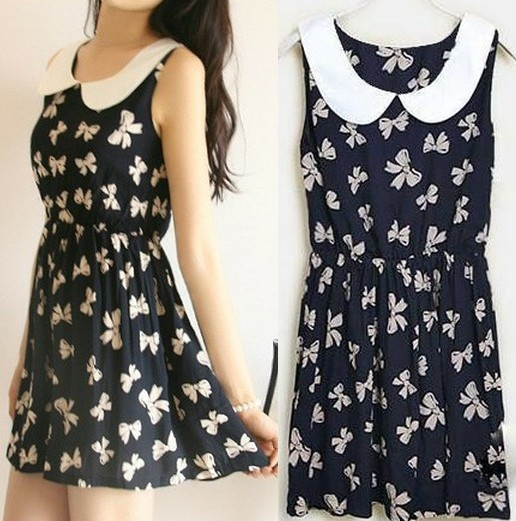 2016 novo vestido de algodão ocasional da forma do Verão para as mulheres, vestidos padrão das mulheres