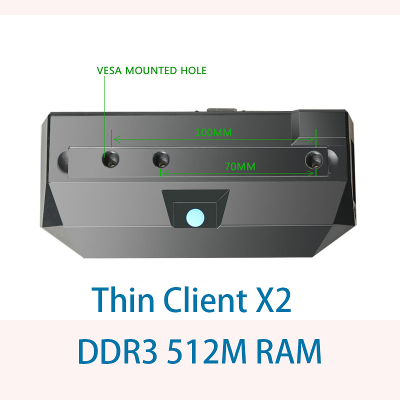 Venoen Thin Client rdp X2 All winner A9 dual core 1 2 Ghz RDP 7 0