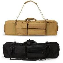 Tactical M249 Gun Bag Outdoor Carrying Shoulder Bag Hunting Shooting Airsoft Rifle Gun Carry Bag About 100cm стоимость
