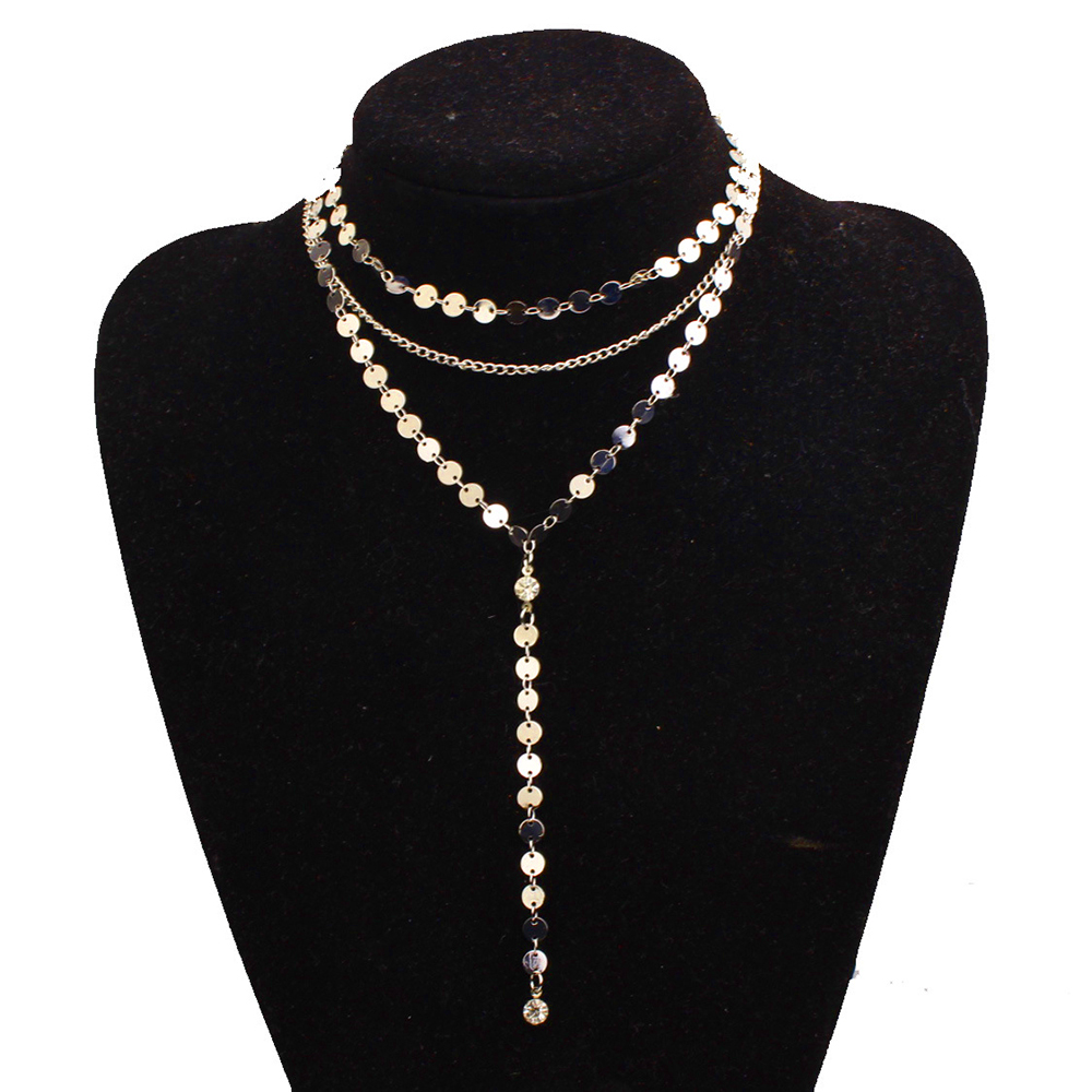 Sexy-Fashion-Multilayer-Sequins-Rhinestone-Tassel-Pendants-Necklace-Women-Party-Jewelry (4)