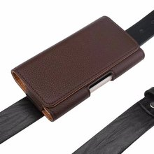 Holster Belt Clip Leather Mobile Phone Case Pouch For Xiaomi Mi A1,Redmi Note 5 Pro/Note 5A,Redmi Y1/Y1 Lite,Zopo P5000/Z5000