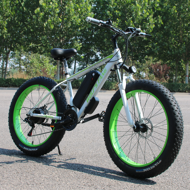 Electric Bike Bicycle Mountain bike road fat bikes 48 V 500 W 13 AH E Bike самокат Aluminum Alloy Free shipping
