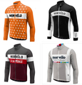 Ropa ciclismo 2016 morvelo Winter Thermal Fleece Cycling jersey long sleeve Bicycle Wear Bike Clothing Cycle Pantalones