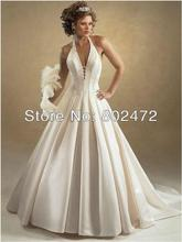 casamento bandage vestido de noiva robe mariage 2014 fashionable sexy backless wedding Dress bridal ball gowns free shipping