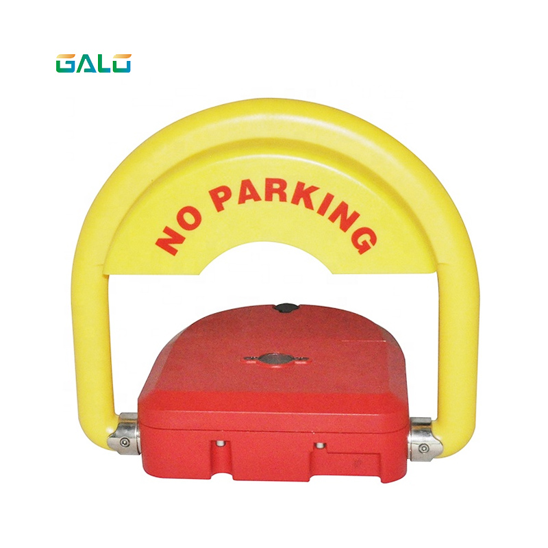 Automatic Remote Control Parking Lock Red bodyAutomatic Remote Control Parking Lock Red body