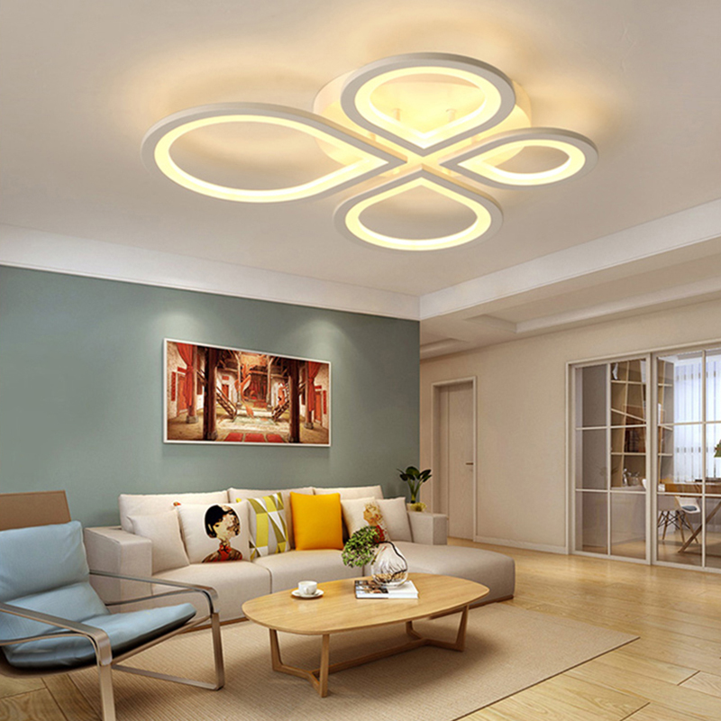 Acrylic Modern led ceiling lights for living room bedroom Plafon led home Lighting ceiling lamp home lighting fixtures