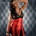 Moda de Ropa Interior Sexy Ropa Interior Atractiva Caliente de Señora Diáfana Pijama Falda de Encaje ropa de Noche Atractiva Más El Tamaño de la ropa interior intimates