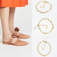 2018 Direct Selling Sale Anklets For Women Ankle Bracelet Anklet Foot Jewelry Beach Wedding Bridesmaid Gift Handcrafted Dainty