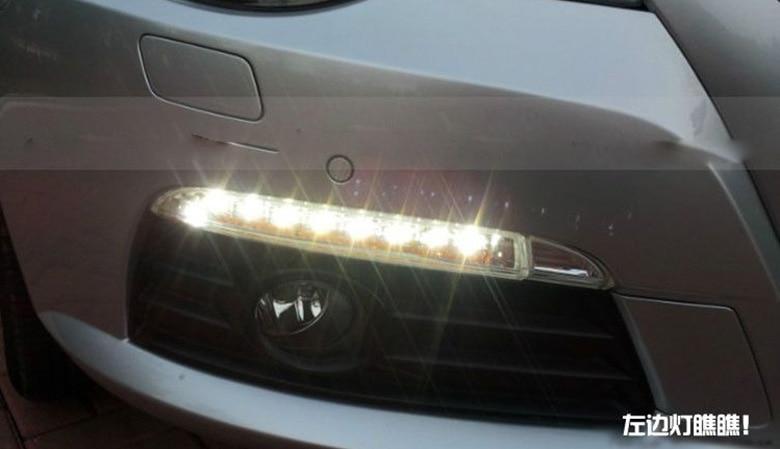 2010~2012 VW CC daytime light; Free ship!LED,VW CC fog light,passat,magotan;Caddy,clasico,sharan,beetle, CC carslan cc