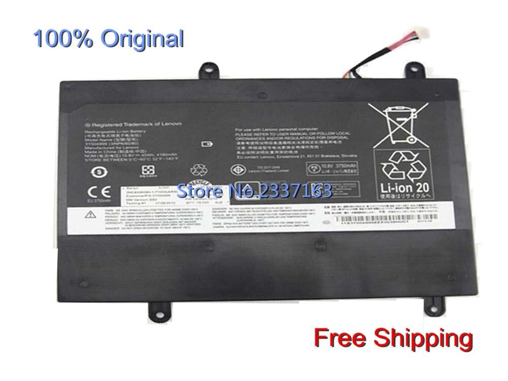 IECWANX 100% new Laptop Battery 31504999 (10.8v 4180mAh 45wh) for Lenovo 31504999 3inp6/60/80 31np6/60/80 Series