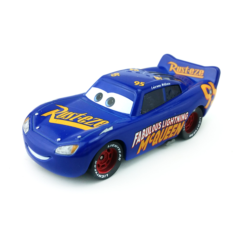 Disney Pixar Cars 3 No.95 Fabulous Lightning Mcqueen Metal