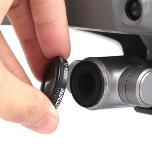 Image 4 - Filtre Drone ND8/ND16/ND32 ND64 PL densité neutre avec filtres polarisants ensemble pour objectif en verre optique DJI Mavic 2 Zoom accessoire