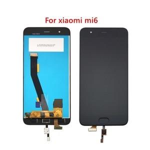 """Image 2 - Für Xiao mi mi 6 LCD Display + Touch Screen 100% Neue FHD 5,15 """"Digitizer Montage Ersatz Für Xiao mi mi 6 M6 Handy"""