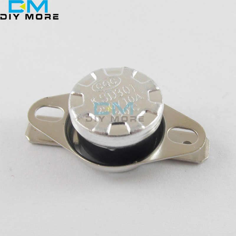 KSD301 260 * F/130 * C градусов по Цельсию не Температура переключатель Термостат 250 V 10A