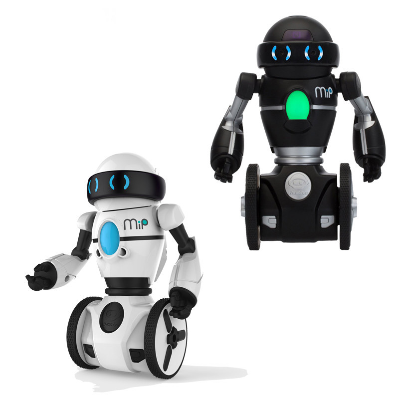 Wifi Mobile Control advanced MIP robot Iphone Ipad android bluetooth Electric luminous Remote Control RC smart programming Toy