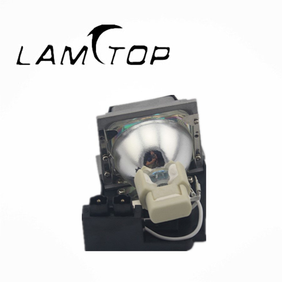 все цены на  FREE SHIPPING   LAMTOP  compatible   projector lamp  with housing   RLC-018  for  PJ506D  онлайн