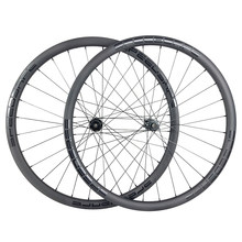 1330g 29er carbone BOOST roues 30mmm asymétrique tubeless 30mm profonde droite traction XC gravier 15X110 12X148 15X100 12X100 12X142 12X(China)