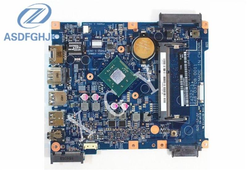 все цены на Laptop Motherboard 14222-1 448.03708.0011 for Acer for Aspire ES1-512 Motherboard NB.MRW11.002 DDR3 Integrated 100% Test ok онлайн