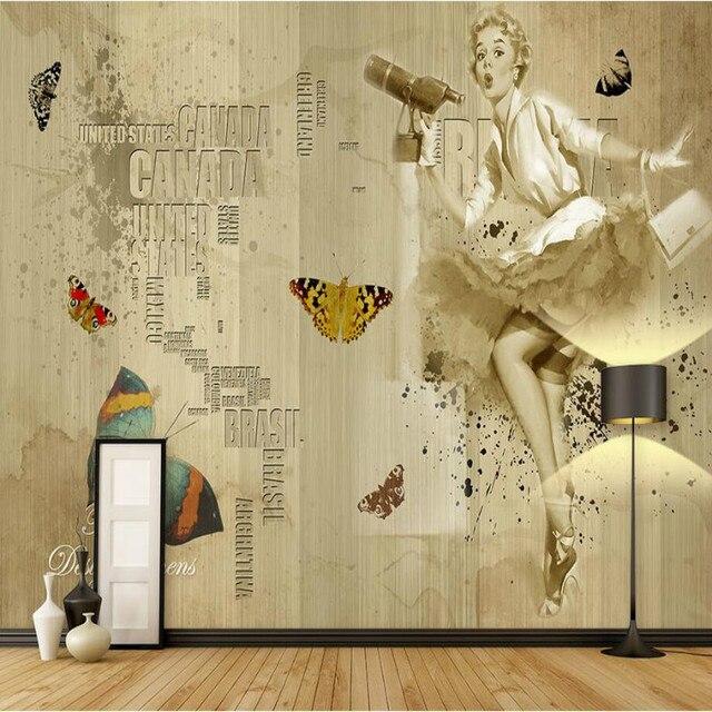 Home Improvement 3D Non Woven Wallpaper for Walls 3d Decorative ...