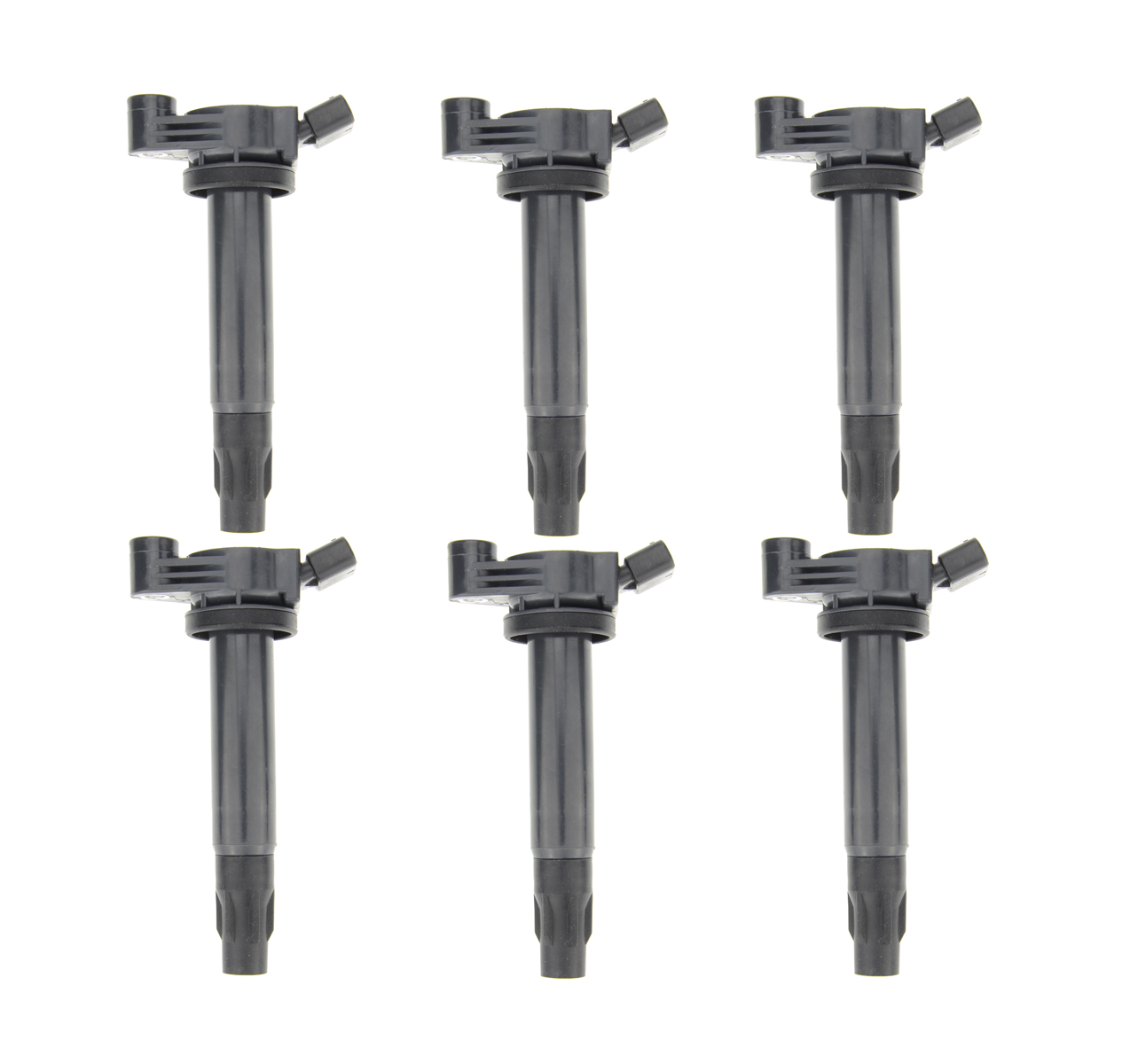 Set Of 6pcs Ignition Coils For Toyota Kluger Lexus Rx330
