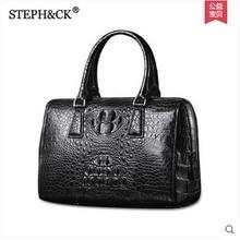 shidifenni crocodile women handbag Ladies bag  casual women bag real crocodile leather women bags